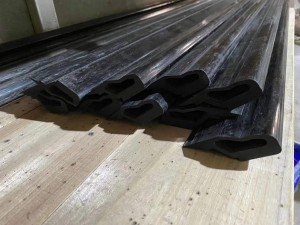 Carbon Fiber Needle Bar needle bed for Tricot Machine