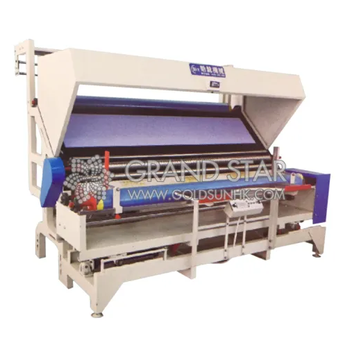 HS-150 Automatic Edge Control Winding Machine Cloth Inspection Machine Featured Image