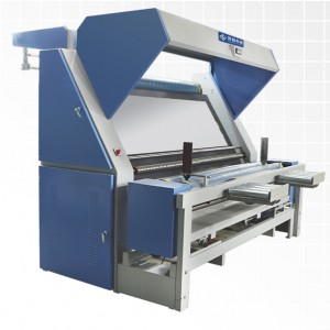 Winding and Testing Machine for Finishing Silk/Cloth Inspection Machine