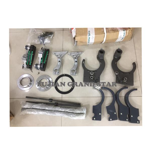 Karl Mayer Warp Knitting Machine Spare Parts Selvedge Spreader Featured Image