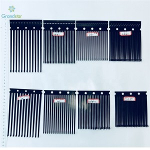 RJPC Curtain Machine Warp Knitting Machine Spare Parts Elastic Sheet Tension Spring