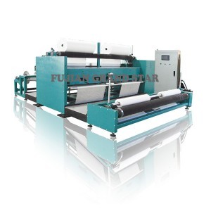 Malimo Malitronic Maliwatt Nonwoven Fabric Stitch Bonding Machine Raschel Jacquard մեքենա