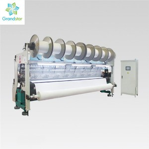 High Speed ​​Machine HKS TM Warp Knitting Machine Tricot Machine Palus Sport Kangad