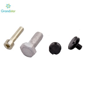 Guide Screw Sinker Screw Warp Knitting Machine Spare Part