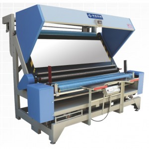 HS-2 Automatic Fabric Winding Machine/Cloth Inspection Machine