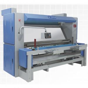 Automatic edge aligment rolling machine Checking winder